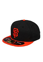 NEW ERA San Francisco Giants Ac Perf Cap black/orange