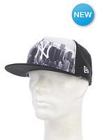 NEW ERA Scape City New York Yankees Fitted Cap black/white