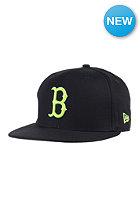 NEW ERA Seas Basic 950 Boston Red Sox Snapback Cap black/upright yellow