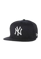 NEW ERA Seasonal Basic NY Yankees Snapback Cap black