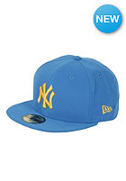 NEW ERA Seasonal Contrast Mlb New York Yankees Cap blu/gld