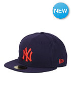 NEW ERA Seasonal Contrast Mlb New York Yankees Cap nav/red