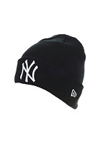NEW ERA Seasonal Cuff NY Yankees Beanie black