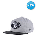 NEW ERA Seasonal Heath San Francisco 49er heather grey/black