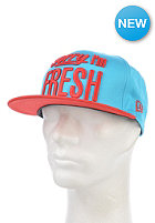 NEW ERA Sorry Im Fresh New Era Snapback Cap vice blue/hot red