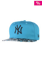 NEW ERA Splattered SNA NY Yankees blue jewel/black