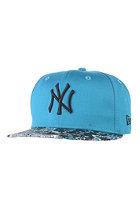 NEW ERA Splattered SNA NY Yankees Cap blue jewel/black