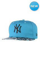 NEW ERA Splattered SNA NY Yankees Cap blue jewel/black
