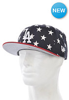 NEW ERA Star Crown 9Fifty Los Angeles Dodgers Snapback Cap navy/red/white
