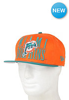 NEW ERA Step Over Miami Dolphins Snapback Cap team