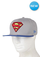 NEW ERA Superman Team Hero Cap gry/blu
