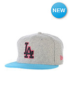 NEW ERA Team Melton LA Dodgers Snapback Cap grey/black/bright rose
