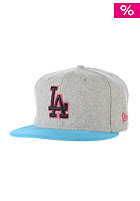 NEW ERA Team Melton LA Dodgers Snapback Cap grey/black/bright rose