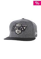 NEW ERA Team Melton LA Kings Snapback Cap graphite