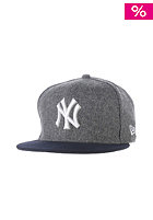 NEW ERA Team Melton NY Yankees graphite