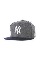 NEW ERA Team Melton NY Yankees Snapback Cap graphite