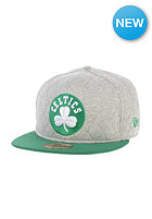 NEW ERA Team Quilter Boston Celtics Cap grey