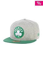 Team Quilter Boston Celtics Cap grey
