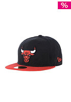 NEW ERA Team Quilter Chicago Bulls black