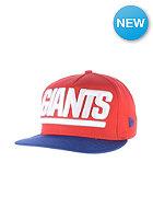 NEW ERA Team Word New York Giants Snapback Cap team color