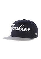 NEW ERA Team Word New York Yankees Snapback Cap team color