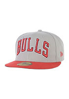NEW ERA Team Wordmark Chicago Bulls Cap graphite