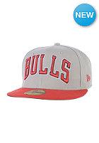 NEW ERA Team Wordmark Chicago Bulls Cap graphite