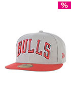 NEW ERA Team Wordmark Chicago Bulls graphite