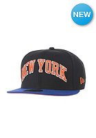 NEW ERA Team Wordmark New York Knicks Cap black