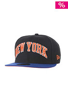 NEW ERA Team Wordmark New York Knicks Cap black