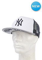 NEW ERA Teammesh New York Yankees OTC Snapback Cap white/navy