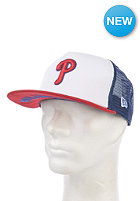 NEW ERA Teammesh Philadelphia Phillies OTC Snapback Cap white/red