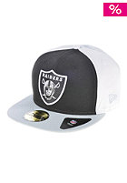 NEW ERA Tri-Pan 59Fifty Oakland Raiders Cap team colour