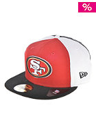 NEW ERA Tri-Pan 59Fifty San Francisco 49ers Cap team colour