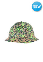 NEW ERA Trop Bucket Cap lime green