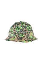 NEW ERA Trop Bucket lime green