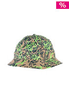NEW ERA Trop Bucket lime green
