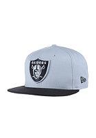 NEW ERA Two Color Team Oakland Raiders OTC black
