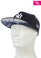 NEW ERA Under Scape New York Yankees Team Snapback Cap navy