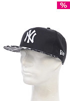 NEW ERA VI Shine New York Yankees Fitted Cap black/graphite