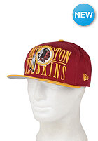 NEW ERA Washingtom Redskins Step Over Snapback Cap team