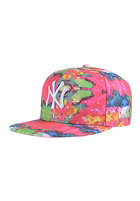 NEW ERA Womens Candy Smudge New York Yankees open market pink/white