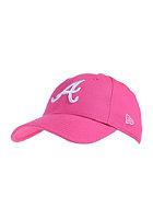 NEW ERA Womens Fash Ess 940 Atlanta Braves pink