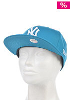 NEW ERA Womens Fash Ess 950 New York Yankees Snapback Cap blue jewel/white