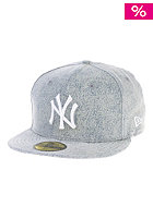 NEW ERA Womens Flower Acid New York Yankees Fitted Cap sky/purple