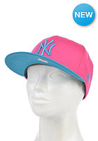 NEW ERA Womens Two Seasonal New York Yankees Snapback Cap multicolor