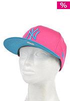 NEW ERA Womens Two Seasonal New York Yankees Snapback Cap multicolor