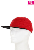 NIKE ACTIONSPORTS Big Win Swoosh Flex Cap varsity red/black