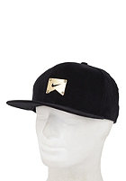 NIKE ACTIONSPORTS Corduroy Icon Snap Back Cap black