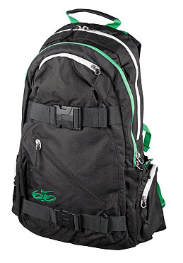 NIKE ACTIONSPORTS Deuce Backpack anthracite/sail/lush green